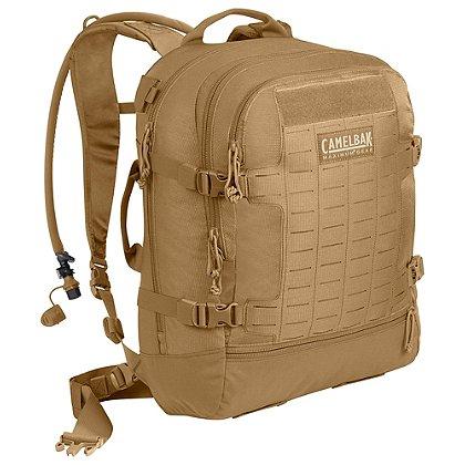 CamelBak Skirmish Cargo Pack, 100 oz./3 L, Coyote