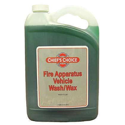 Chief's Choice Vehicle Wash/Wax
