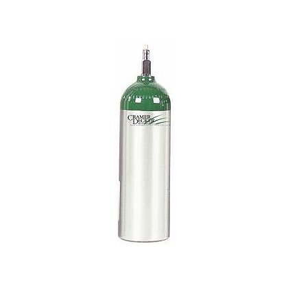 Meret Oxygen Cylinders, Empty