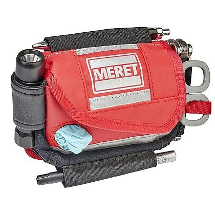Meret PPE PROPack, Red Infection Control