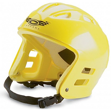 Rock-N-Rescue Cascade Water Rescue Helmet, Yellow