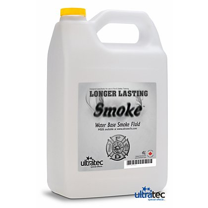UltraTec Fire & Safety Longer Lasting Smoke Fluid