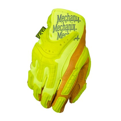 Mechanix Wear Hi-Viz Heavy Duty Glove