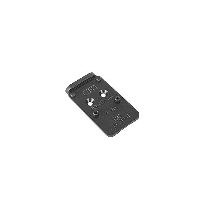 C&H Precision Weapons V4 Adapter Plate for Holosun 407k /507k for Glock MOS