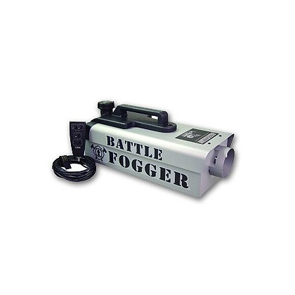 UltraTec Battle Fogger Smoke Machine, 110 Volt, Includes Remote Timer