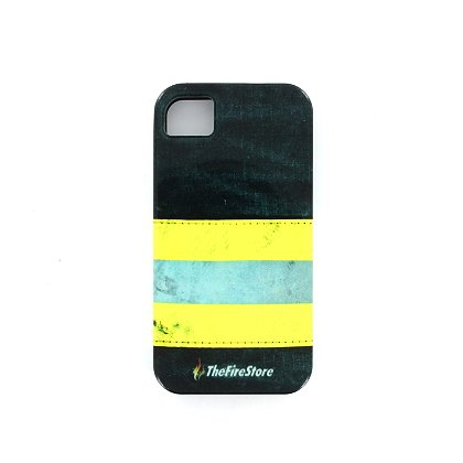 Turnout Gear Triple Trim Smart Phone Case - Samsung Galaxy S4