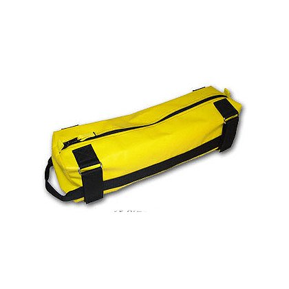 Avon Hydrant Bag with Hydrant Label, Yellow