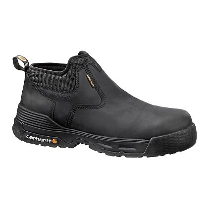 "Carhartt Men's 4"" Waterproof Slip-On Shoes"