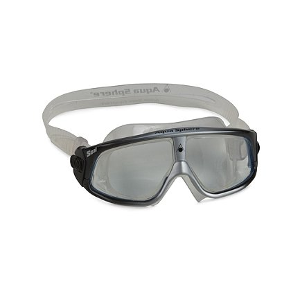 Water Rescue Swim Seal Mask w/ Fog & Scratch Resistant Lens