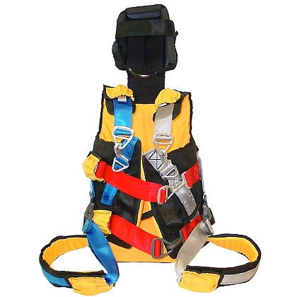 CMC Half-Back Extrication/Lift Harness