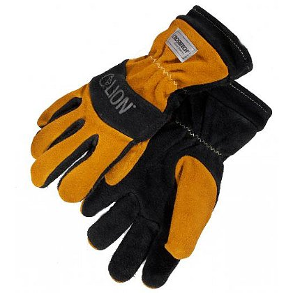 Lion Commander Leather and Kovenex Structural Fire Gloves