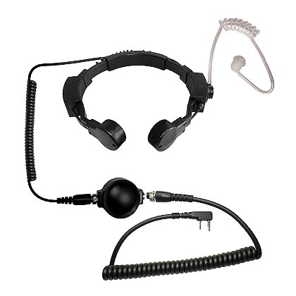 Code Red Assault Tactical Throat Mic