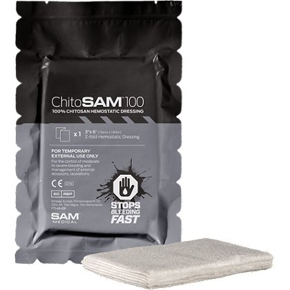 SAM Medical Chito-SAM 100, 3