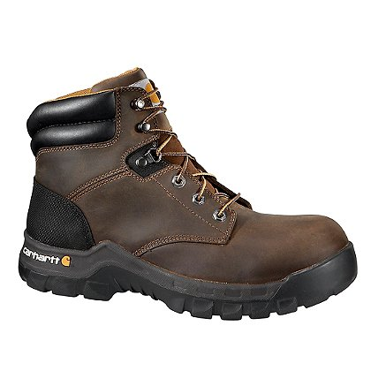 "Carhartt Women's 6"" Rugged Flex Composite Toe Work Boots, Medium Width"