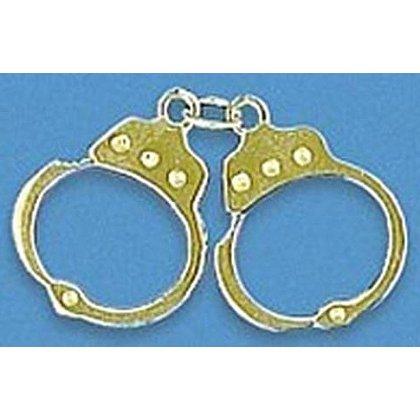 Hand Cuffs Charm