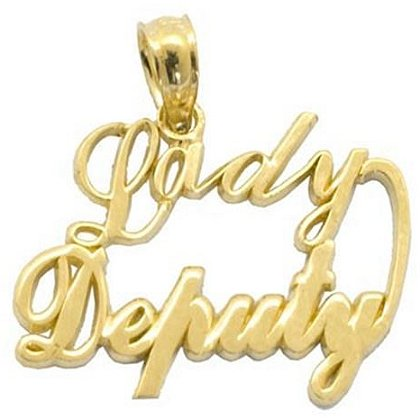 Lady Deputy Charm