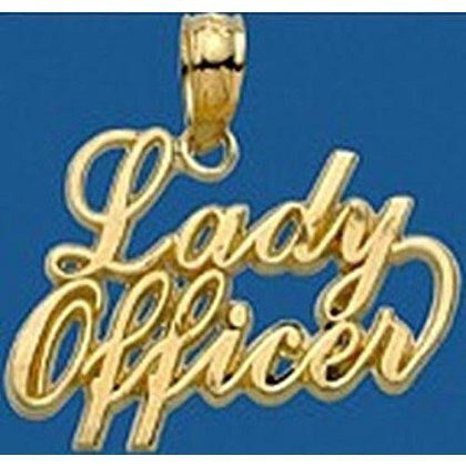 Lady Officer Charm