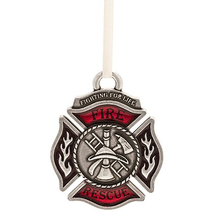 Danforth Pewter Rescue Ornament