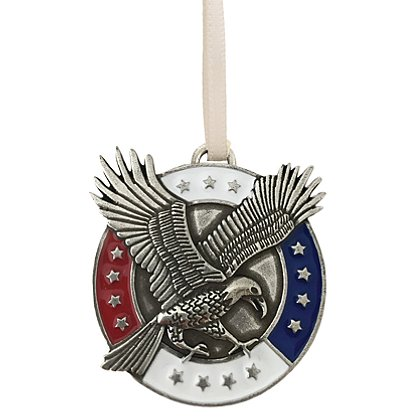 Danforth Pewter Freedom Ornament