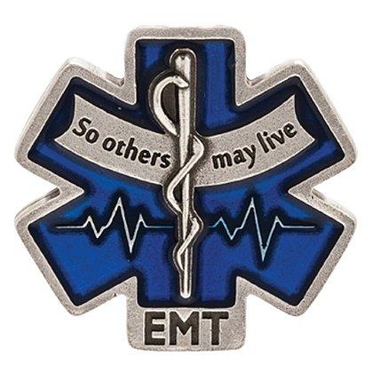 Danforth Pewter EMT Responder Magnet