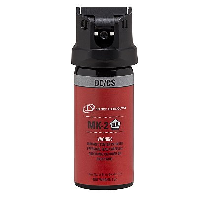 Defense Technology First Defense OC/CS MK-2, MK-3, MK-4 Stream OC Aerosol