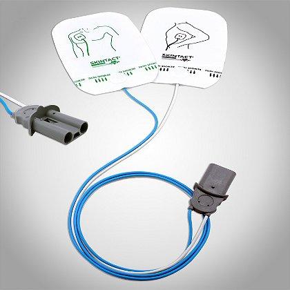 Leonhard Lang Skintact DF27 Multifunction Defib Electrodes, Adult