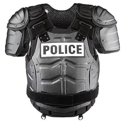 Damascus ELITE Hard Shell Upper Body Protection System