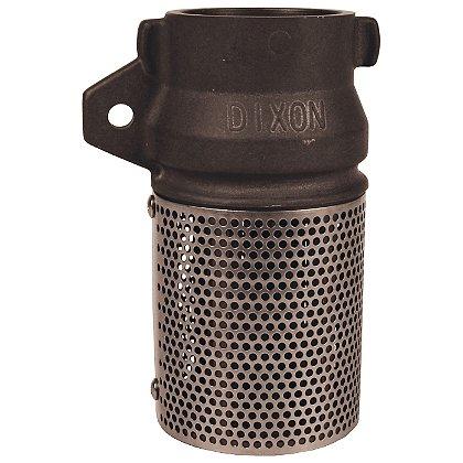 Dixon Aluminum Foot Valve Strainer