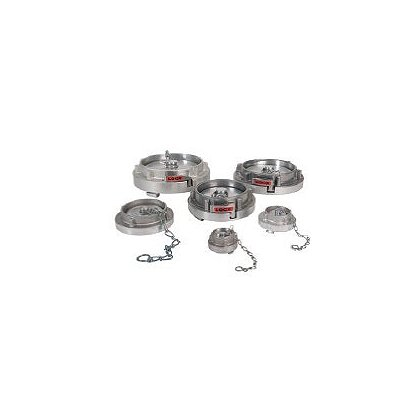 Dixon Storz Cap with Air Bleeder and Chain