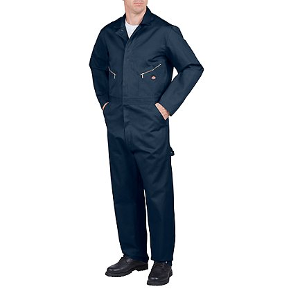 Dickies Deluxe Coverall, 100% Cotton
