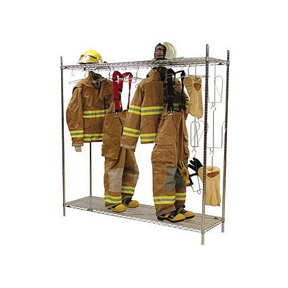 Groves Inc. Freestanding Air Dry Laundry Rack Unit