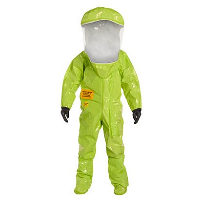 DUPONT™ TYCHEM® TK EX TRAINING SUIT, Front Entry, 1 per case