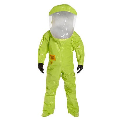 DUPONT™ TYCHEM® TK EX TRAINING SUIT, Rear Entry, 1 per case