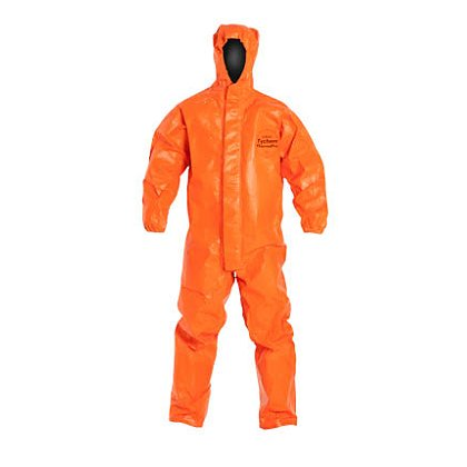 DUPONT™ TYCHEM® THERMOPRO COVERALL, Open Ankles, NFPA Cert, 2 per case