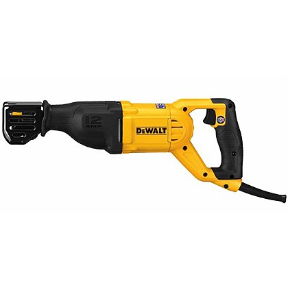 Dewalt 12.0 Amp Corded Reciprocating Saw
