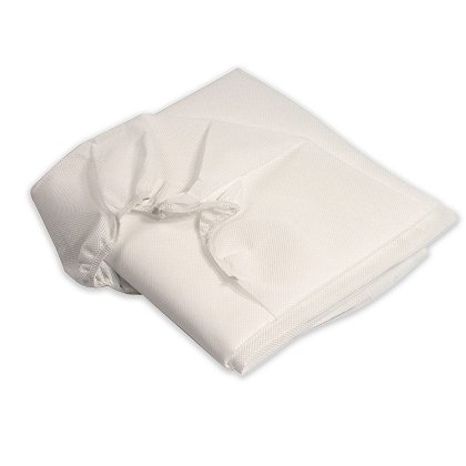 Dynarex Heavy Duty Cot Sheet w/elastic, 30
