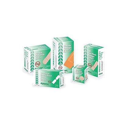 DYNAREX Plastic Adhesive Strip Bandage