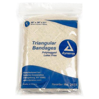 Dynarex Triangular Bandage