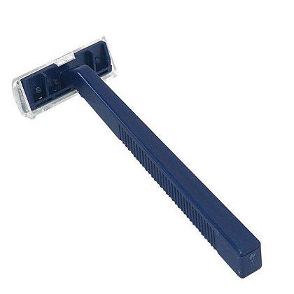 Dynarex Twin Blade Razor, Disposable, Unisex