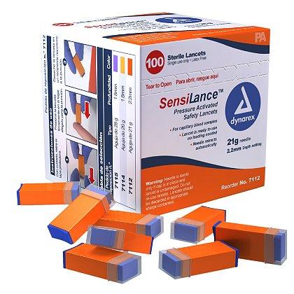 Dynarex SensiLance Pressure Activated Lancet