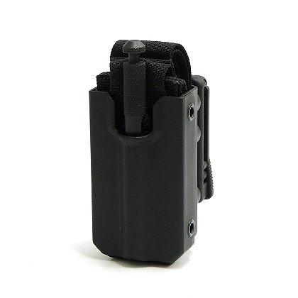Eleven10 Slick Front Rigid TQ Case for SOF®TT/SOF®TT-W, w/ Tek-Lok Belt Attachment