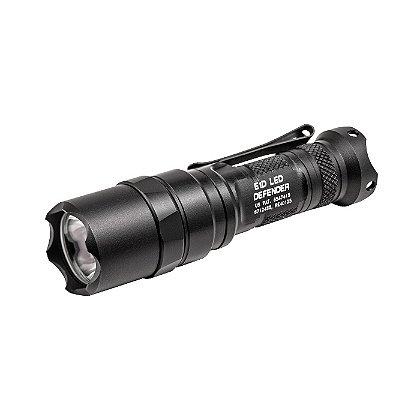 Surefire E1D Defender Dual-Output LED Flashlight, 300 Lumens