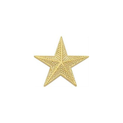 Smith & Warren General's Star, 1