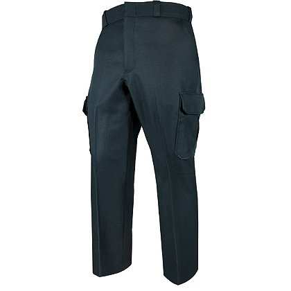 ELBECO TexTrop Mens Cargo Uniform Trousers, Navy