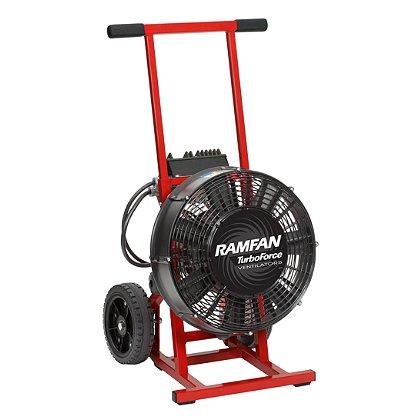 Ramfan Electric Powered Positive Pressure Ventilator