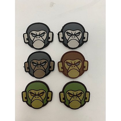 Mil-Spec Monkey Patches Lot