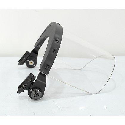 EDI Riot Helmet Visor with Picatinny Adapter