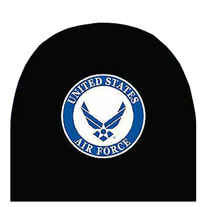 Eagle Emblems Air Force Car Headrest Cover