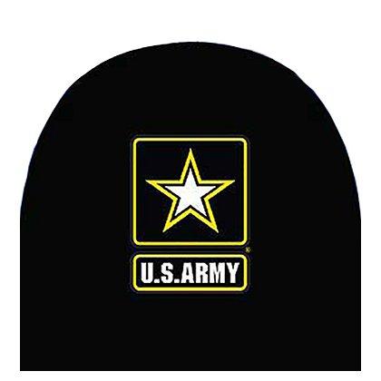 Eagle Emblems Army Car Headrest Cover