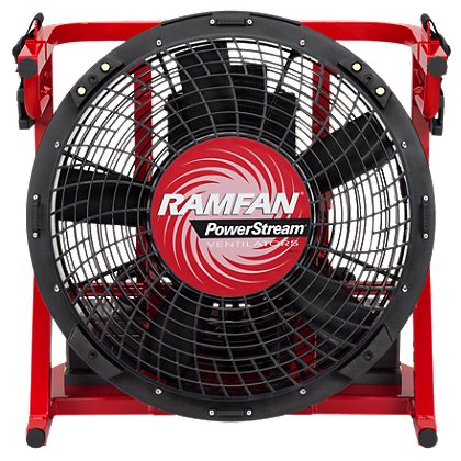 Ramfan EX50Li Battery Powered All Purpose Ventilator